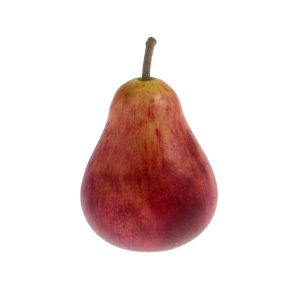 Red Seckle Pear (pera rossa secchiata) image